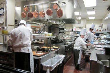 Видеонаблюдение на кухне