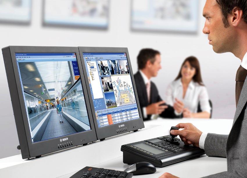 эксплуатация системы видеонаблюдения